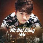 hanh phuc khong nhan ra - ha hai dang