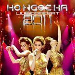 ho ngoc ha live concert 2011 - ho ngoc ha