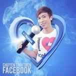 chuyen tinh tren facebook (single) - ho viet trung