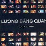 cham - luong bang quang