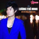 doi cho khong la hanh phuc - luong the minh