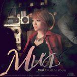 mua (digital album) - mia