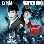 the love story 4 (mini album) - nguyen khoi, ly hai