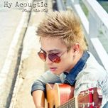 hy acoustic - tang nhat tue