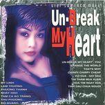 un - break my heart - v.a