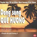 dong song que huong - v.a