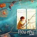 neu nhu khong the noi neu nhu (single) - will (365)