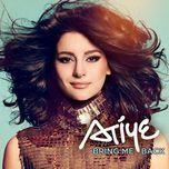 bring me back (bonus track version - ep) - atiye