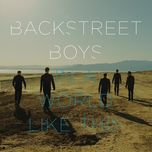 in a world like this (japanese edition) - backstreet boys