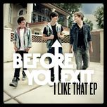 i like that (ep) - before you exit