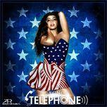 telephone - beyonce