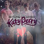 katy perry (single) - beyond december