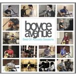 best of acoustic sessions - boyce avenue