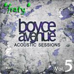 new acoustic sessions, vol. 5 (ep) - boyce avenue