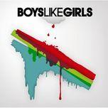 boys like girls (bonus track version) - boys like girls