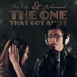 the one that got away (single) - cao thanh thao my, jvevermind