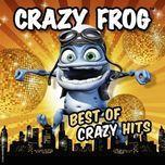 best of crazy hits 2cd - crazy frog
