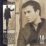 platinum the best of - enrique iglesias