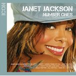 icon - number ones - janet jackson