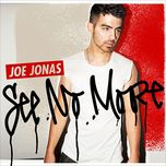 see no more (single) - joe jonas