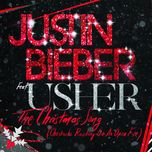 the christmas song (single) - justin bieber
