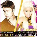 beauty and a beat (remixes) - justin bieber, nicki minaj