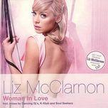 woman in love (ep) - liz mcclarnon