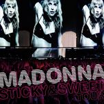 sticky & sweet tour (deluxe version sticky & sweet tour - madonna
