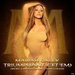 triumphant (the remixes) - mariah carey