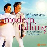 all the best (the definitive collection cd3) - modern talking