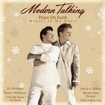 peace on earth (winter in my heart) - modern talking