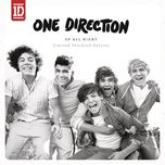 up all night (deluxe version) - one direction