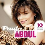 10 great songs - paula abdul