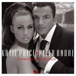 a whole new world - peter andre, katie price