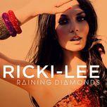 raining diamonds (single) - ricki lee