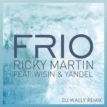 frio (single) - ricky martin