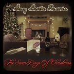 the seven days of christmas (ep) - stacy barthe
