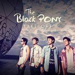 take off - the black pony