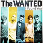 i found you (single) - the wanted