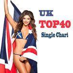 uk top 40 single charts - v.a