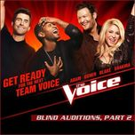 blind auditions, part 2 (the voice us season 4) - v.a