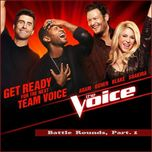 battle rounds, part 1 (the voice us season 4) - v.a