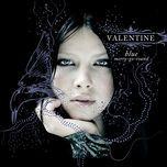 blue merry go round - valentine