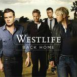 back home (international version) - westlife
