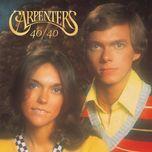 40/40 - the carpenters