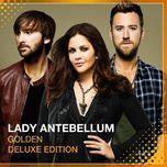 golden (deluxe edition) - lady antebellum