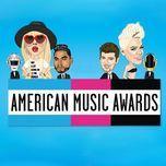 american music awards 2013 - taylor swift, miley cyrus, katy perry, lady gaga
