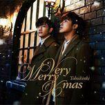 very merry xmas (japanese single) - dbsk