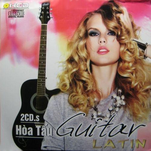 Hòa Tấu Guitar Latin (CD1) - V.A