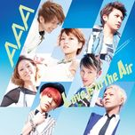love is in the air (single) - aaa